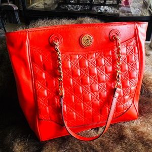 Vibrant Orange Anne Klein Bag